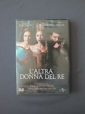 DVD L'ALTRA DONNA DEL RE / THE OTHER BOLEYN GIRL / LAS HERMANAS BOLENA ITA/ESP/E