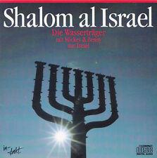SHALOM AL ISRAEL - CD - Die Wasserträger mit Mickey & Benny aus Israel