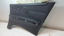 em60422 BMW E93 2007 2012 COUPE CONVERTIBLE REAR RIGHT LATERAL TRIM PANEL OEM