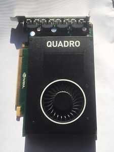 Nvidia Quadro M2000 4GB Graphic Card