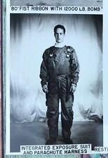 Vtg KOREAN WAR Era Parachute Navy Test Pilot Photo LOT Military El Centro CA