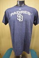 Majestic MLB Mens San Diego Padres Baseball Shirt NWT M, L, XL, 2XL