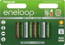 Panasonic Eneloop 8 Pack AAA 800mAh BK-4MCCA8BA Ni-MH Rechargeable Battery