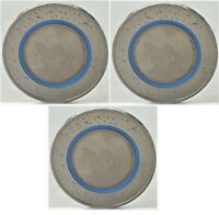 BRD: 3 x 5 Euro Blauer Planet Erde Polymer - Ring 2016 J Hamburg