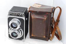 (4300) Vintage Ricohflex Model VI TLR Film Camera w/ 80mm F3.5 Lens from JAPAN