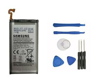 Samsung Galaxy S9 SM-G960 Battery OEM 3000mAh EB-BG960ABA 3.85V+ Repair Tool Kit