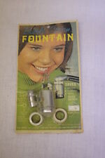 Nib Vintage Bubble Stream Fountain By Wrightway Engineering Co, Chicago Il