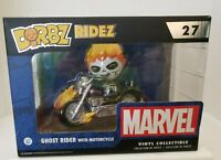 Funko Dorbz Ridez Vinyl Figure - Marvel - GHOST RIDER with Motorcycle  New