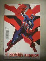 Captain America Steve Rogers #1 Second Print Steranko Variant Cover