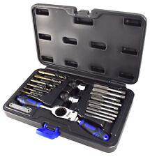 Astro Pneumatic Tool 7581 Metric Automotive Drill & Tap Set