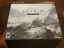 The Elder Scrolls V: Skyrim -- Collector's Edition Sony PS3 Brand New.