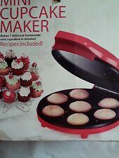 Bella Cucina Mini Cupcake Maker - New in open Box