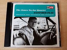 The James Taylor Quartet/Extended Play/1994 CD Album + Autographs