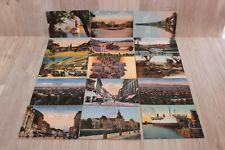Lot de 15 cartes postales - Divers 01