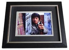Jackie Chan Signed 10x8 Framed Photo Autograph Display Martial Arts AFTAL COA