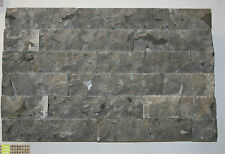 Milly Grey Limestone Split Face Wall & Floor Tile Tiles - £35.99 per m2