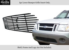 For 01-05 Ford Explorer Sport Trac Bumper Stainless Steel Billet Grille