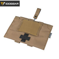 IDOGEAR First Aid Kit Pouch Medical Pouch Medical Organizer MOLLE 9022B Hunting