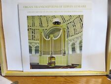 GERARD BROOKS ORGAN TRANSCRIPTIONS OF EDWARD LEMARE ORGAN OF OXFORD TOWN HALL NM