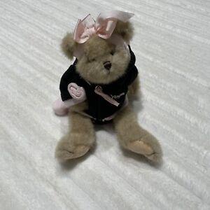 """The Bearington Limited Collection Zoe Zen Collectible Series 11"""" YOGA Bear Plush"""