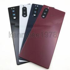 For Sony Xperia 5 X5 J8210 J8270 J9210 Back Battery Cover Rear Door +Camera lens