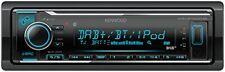 Kenwood KMM-BT504DAB MP3-Autoradio - Schwarz