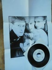 """Depeche Mode  - It's Called A Heart -  German Poster Picture Sleeve PS 7"""""""