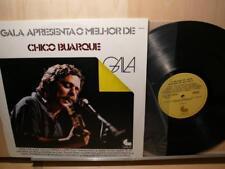 Chico Buarque: Gala Apresento O Melhor de (MINT 1979 Gala Brasil LP) Argentina