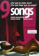 9 SONGS (2004) **Dvd R2** Kieran O'Brien, Margo Stilley,