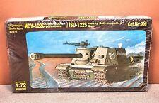 1/72 ISU-122S HEAVY SELF-PROPELLED GUN MODEL KIT # 006