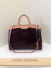 95dd7069b5 Louis Vuitton Vintage Amarante Monogram Vernis Leather Brea GM Shoulder Bag