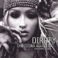 Dirrty/Make Over [Single] by Christina Aguilera (CD, Dec-2002, RCA)