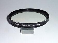 UV  Filter  58mm MC Rowi  Z 1-2