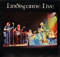 LINDISFARNE live CLASS 2 A1U/B1U 1st pressing large mad hatter uk LP PS EX/VG+