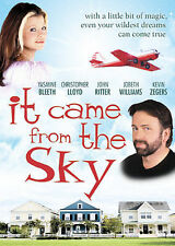 IT CAME FROM THE SKY rare dvd Child Brain Injury JOHN RITTER Christopher Lloyd