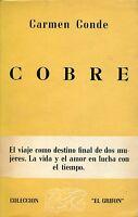 Carmen Conde = COBRE