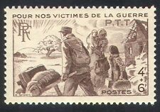 France 1945 Refugees Fund/Welfare/Animation 1v (n29178)