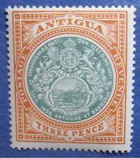 1903 ANTIGUA 3d SCOTT# 25 S.G.# 35 UNUSED                              CS04289