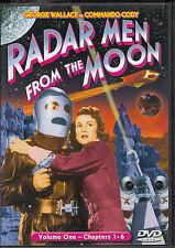 Radar Men from the Moon - Vol. 1 (DVD) Commando Cody