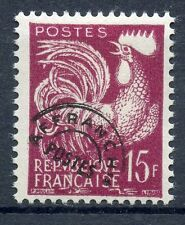 STAMP / TIMBRE FRANCE PREOBLITERE NEUF SANS GOMME 112 TYPE COQ