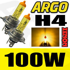 RALLY SPORT PERFORMANCE AMPOULES - Pack H4 (472) 100W