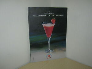 Libro Book Corso Guida Bar Barman Barmaid Come fare Cocktail Listino Prezzi