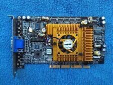 ASUS V8200 Deluxe Nvidia GeForce3 64MB AGP VGA Graphics Card V8200/PURE/64M/SD/U