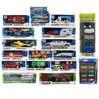 Teamsterz Cars Vans Vehicles Trains Transport Trucks Boys Toys Die Cast Children