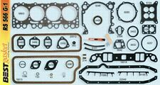 Oldsmobile Olds 324 Full Engine Gasket Set/Kit BEST Head+Intake+Exhaust 1954-56