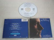 PHIL COLLINS/HELLO, I MUST BE GOING!(WEA INTERNATIONAL 2292-54943-2) CD ALBUM
