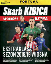 NEW 2019 Guide football polish league ekstraklasa EXTRA 2019 wiosna  preview