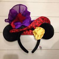 Minnie Headband Tokyo Disney Resort Plush Doll Ears Cap Halloween Pirates 2015