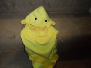 PEEPS YELLOW CHICK Pet Costume Halloween SMALL S or MEDIUM M or LARGE L