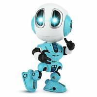 FUTU SMART Funny Talking Robot Toys Flashing Lights Eyes Mini Touch Control Toy